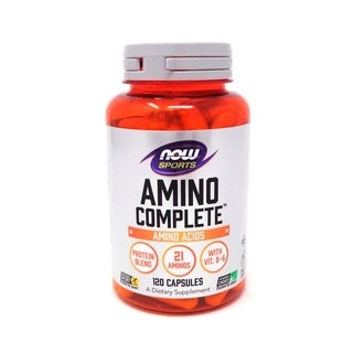 Now Foods Sports Amino Complete (120 Capsules)