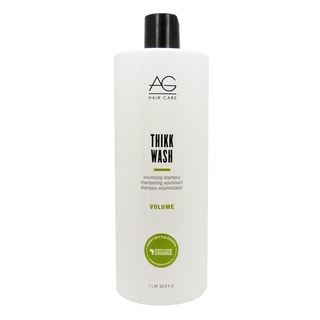 AG Hair Care Volume Thikk Wash Volumizing 33.8-ounce Shampoo