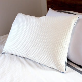 Reverie Dual Slumber Down Alternative and Memory Foam Pillow