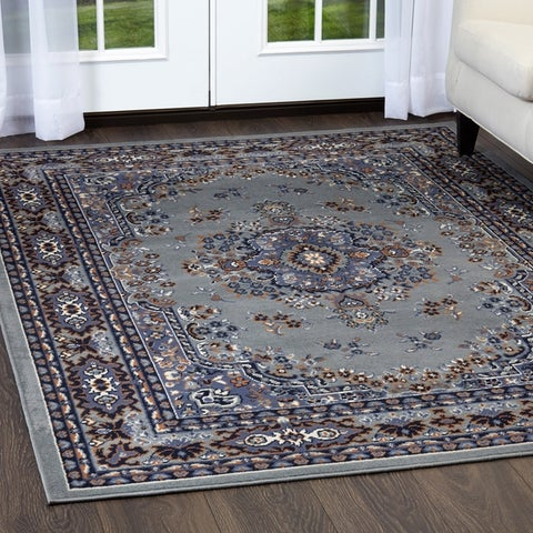 "Home Dynamix Premium Collection Traditional Area Rug (9'2X12'5) - 9'2"" x 12'5"""