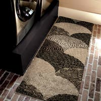 "Carolina Weavers Grand Comfort Collection Austral Multi Shag Runner (2'3 x 8') - 2'3"" x 8'"