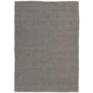 Joseph Abboud Sand and Slate Grey Area Rug by Nourison (5'3 x 7'4)