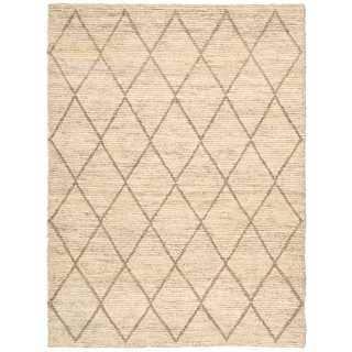 Joseph Abboud Organic Tudor Birch Area Rug by Nourison (8' x 10')