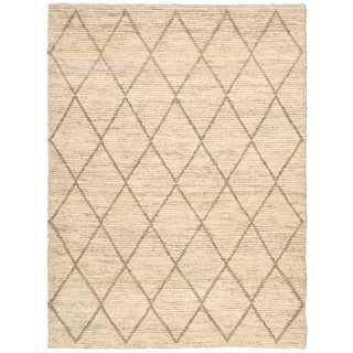 Joseph Abboud Organic Tudor Birch Area Rug by Nourison (9' x 12')