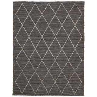 Joseph Abboud Organic Tudor Slate Area Rug by Nourison (8' x 10')