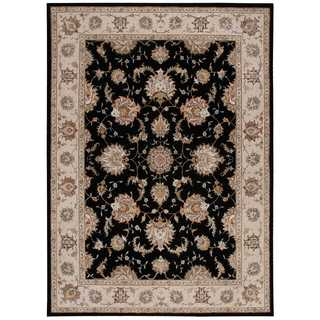 Michael Amini by Nourison Serenade Black Rug (8' x 11')