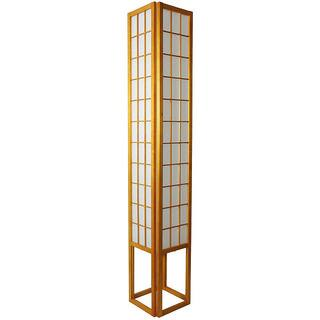 Handmade Windowpane Shoji Floor Lamp (China)|https://ak1.ostkcdn.com/images/products/1175776/P1016898.jpg?impolicy=medium