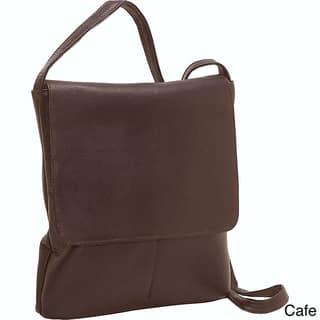 Quick View. Option 18317249. Option 18317252. Option 18317251. Option  18317248. Option 18317253.  54.99. LeDonne Leather Simple Flap Over  Crossbody Handbag 6612afa15dd7b