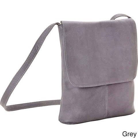 de4bb09e7402e9 Buy Grey Crossbody & Mini Bags Online at Overstock | Our Best Shop ...