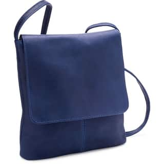 Buy Zipper Leather Bags Online at Overstock  4b7c24f63fce9