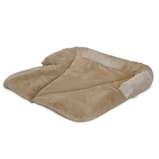Integrity Bedding Plush Memory Foam Dog Bed/ Furniture Protector Pad