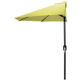 Jordan Manufacturing 9-foot Half Umbrella