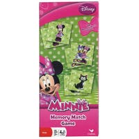Disney Minnie Mouse Tower Memory Match Game