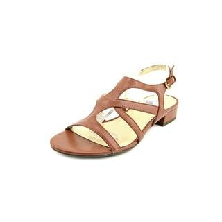 Bandolino Women's 'Elysain' Faux Leather Sandals