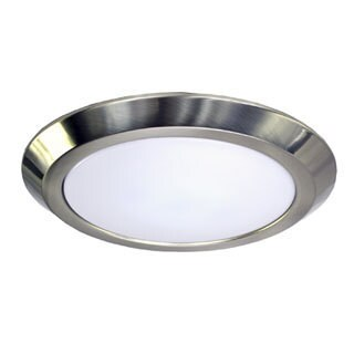 HomeSelects 8113 15-watt Integrated LED Disk Light