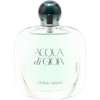Giorgio Armani Acqua Di Gioia 1.7-ounce Women's Eau de Perfume Spray (Unboxed)