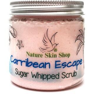 Carribean Escape Whipped Soap Sugar Scrub