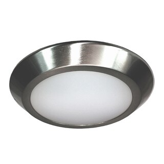 HomeSelects 15-watt Integrated LED Disk Light