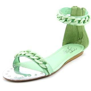 Fergie Women's 'Grind' Synthetic Sandals