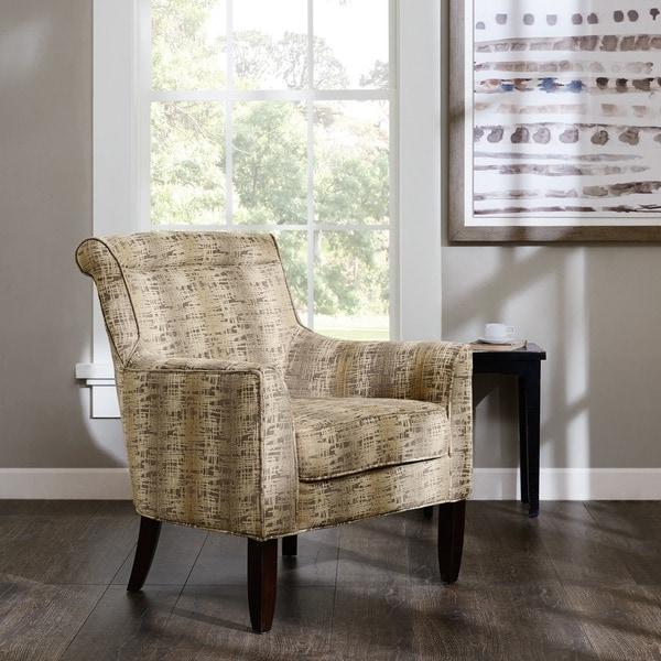 Shop Madison Park Serena Multi Bustle Back Accent Chair