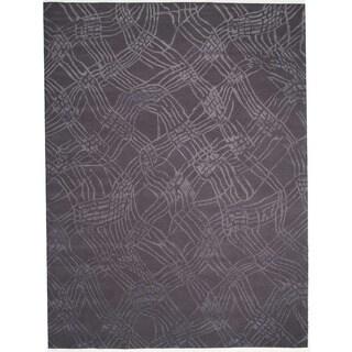 Handmade Relaxed Design Area Rug (9' 8 x 12' 7)