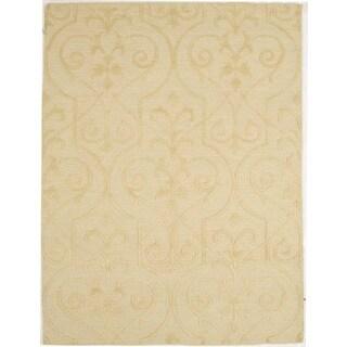 Handmade Flat Weave Area Rug  (5' 8 x 7' 7)