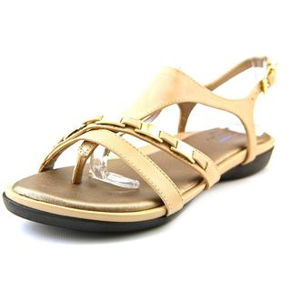 Life Stride Women's 'Impress' Faux Leather Sandals