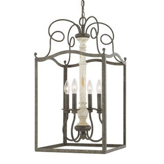 Capital Lighting Vineyard Collection 4-light French Country Foyer Fixture
