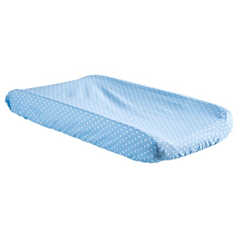 Trend Lab Baby Logan Dot Comfortable Changing Pad Cover