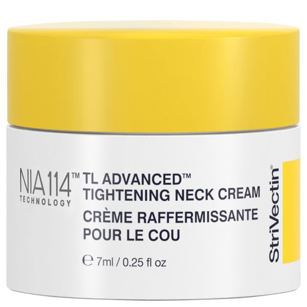 StriVectin TL 0.25-ounce Advanced Tightening Neck Cream. Opens flyout.