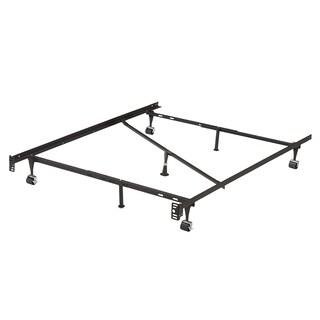 K&B B9122 Commercial-grade T/F/Q Adjustable Bed Frame