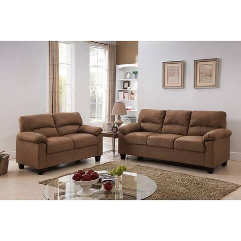 K&B 910BR-S Sofa