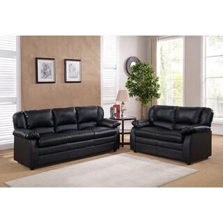 K & B 909BL-S Sofa