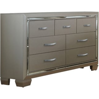 Picket House Glamour 7-drawer Contemporary Dresser