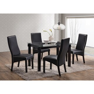 K&B D508/A-B Dining Table - Cappuccino