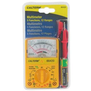 Calterm 66420 Multi-Tester