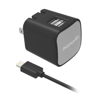 Digipower IS-AC3DL 3.4 Amp USB Wall Charger