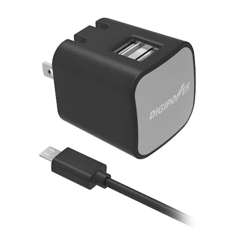 Digipower IS-AC2DM 2.4 Amp USB Wall Charger