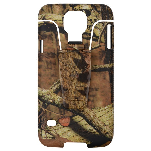new product ae97b d8f56 Nite Ize CNTG5-22-R8 Mossy Oak Connet Phone Case For Samsung Galaxy S5