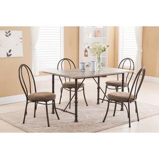 K & B D3078 2-piece Dining Chair Set