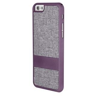 """Case Logic CL-PC-6A-100-PU 5.5"""" Purple & Grey Fabric iPhone 6 Case"""