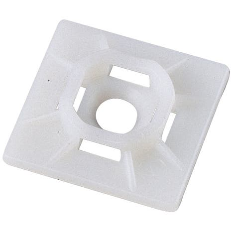GB Gardner Bender 45-MB Natural Mounting Base For Cable Ties