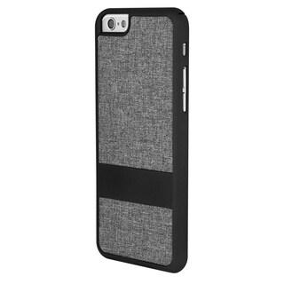"""Case Logic CL-PC-6A-100-BK 5.5"""" Black & Grey Fabric iPhone 6 Case"""