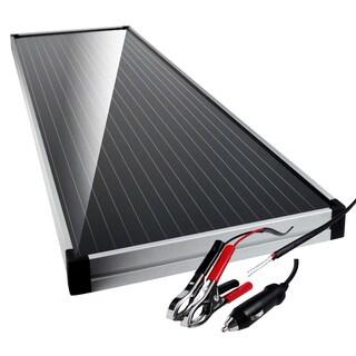 Schumacher SP-1500 15 Watt Solar Battery Charger & Maintainer With Controller