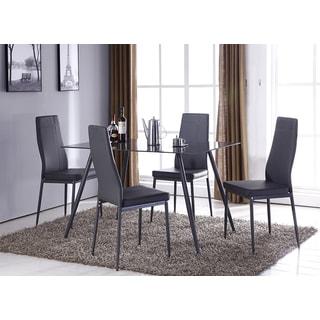 K&B 4-Piece Side Chair Set