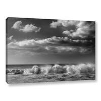 Chris Tuff's 'Breaking Wave 1' Gallery Wrapped Canvas