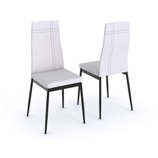 K&B D066-22 Set of 2 Side Chairs