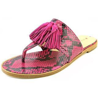 Via Spiga Women's 'Terrin' Patent Leather Sandals