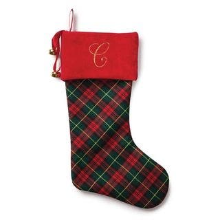 Personalized Plaid Stocking -- Red Cuff|https://ak1.ostkcdn.com/images/products/11763974/P18677786.jpg?impolicy=medium