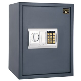 Paragon Lock and Safe ParaGuard Premiere Solid-Steel Home Security Electronic Digital Safe